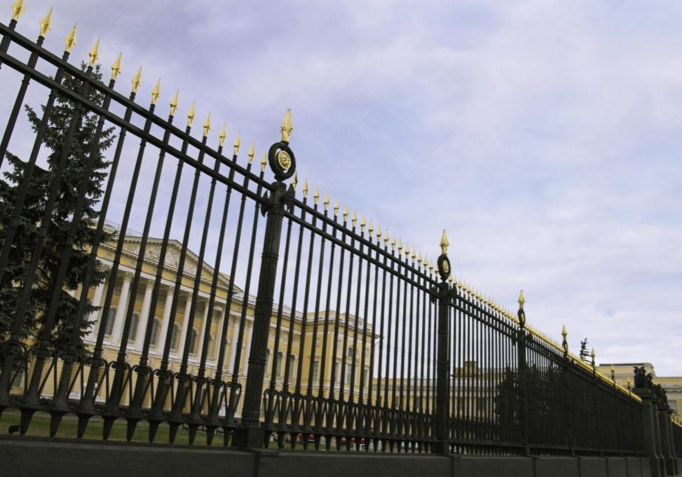 professional wrought iron and aluminum fence